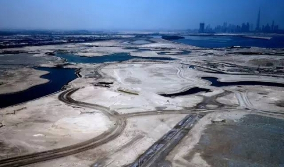 迪拜|建筑结构大师的想象力划破迪拜1000米的天空!_10
