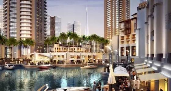 迪拜|建筑结构大师的想象力划破迪拜1000米的天空!_29