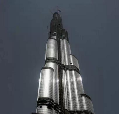 迪拜|建筑结构大师的想象力划破迪拜1000米的天空!_41