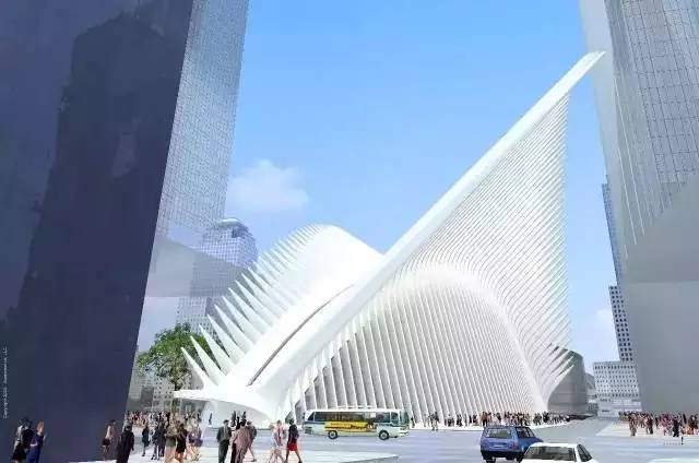 他把纽约车站打造成白色的钢铁巨鸟 让世人领略结构之美