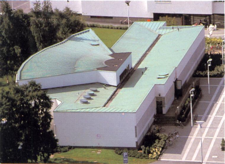 塞纳约基市图书馆