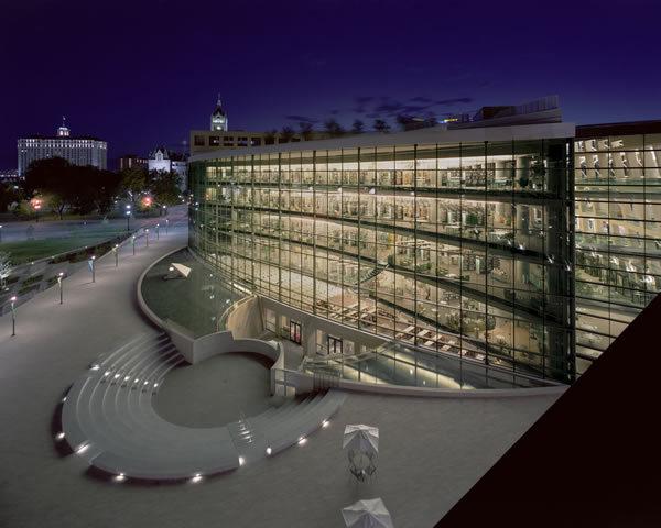 盐湖城公共图书馆