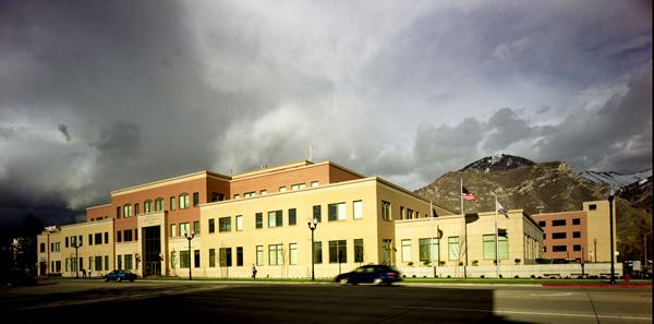 犹他州卫生和司法建筑