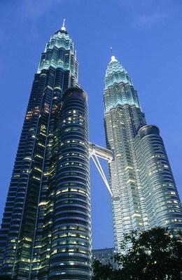 马来西亚国家石油双子塔