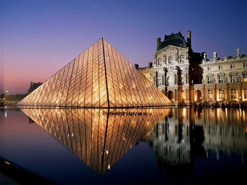 卢浮宫扩建工程