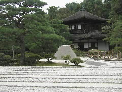 日本枯山水园林设计