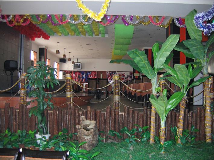 原自土著人的巴西烤肉餐厅