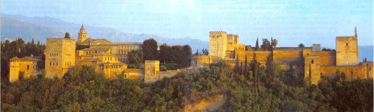 阿尔罕布拉宫(Alhambra)