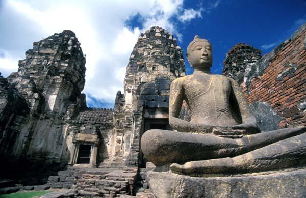 山友寺院(VatSamYotinLopburi)-山友寺院(Vat Sam Yot in Lopburi)第3张图片