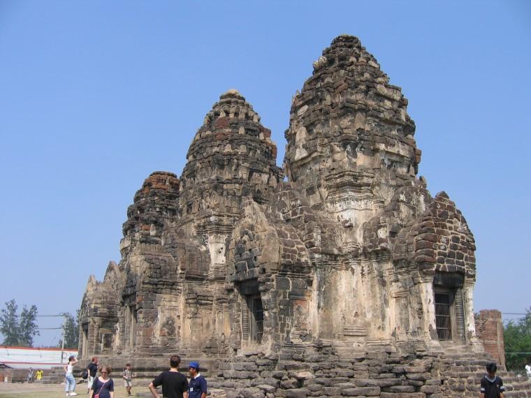 山友寺院(VatSamYotinLopburi)-山友寺院(Vat Sam Yot in Lopburi)第5张图片
