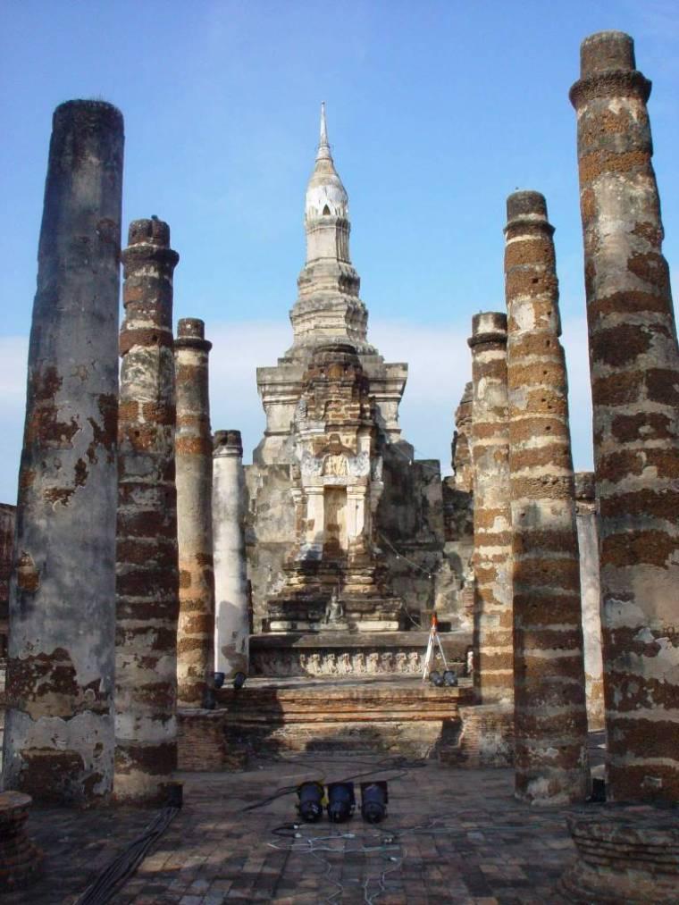 山友寺院(VatSamYotinLopburi)-山友寺院(Vat Sam Yot in Lopburi)第6张图片