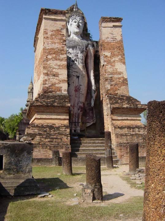 山友寺院(VatSamYotinLopburi)--山友寺院(Vat Sam Yot in Lopburi)第8张图片