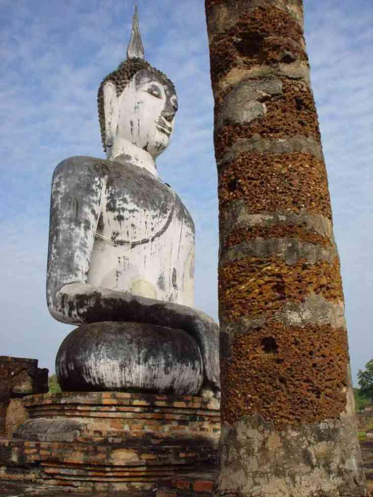 山友寺院(VatSamYotinLopburi)--山友寺院(Vat Sam Yot in Lopburi)第16张图片