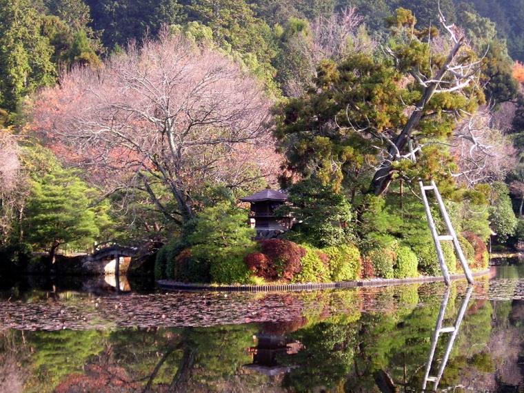 龙安寺方丈石庭