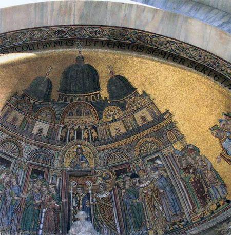-圣马可教堂(Basilica san Marco)第5张图片