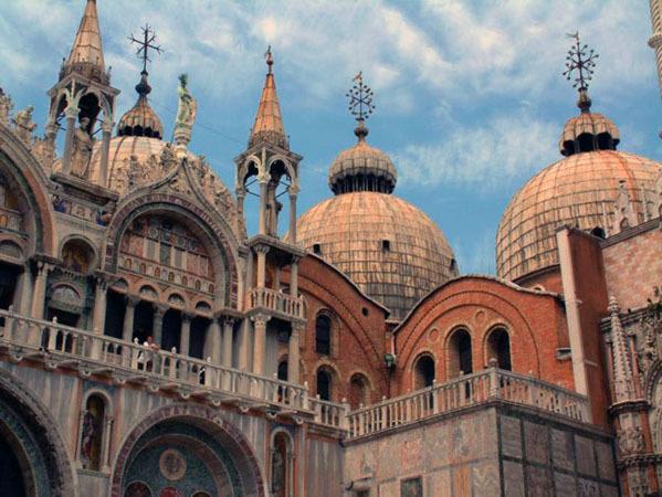 -圣马可教堂(Basilica san Marco)第10张图片