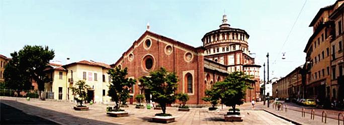 圣玛利亚教堂(S.Maria delle Grazie)