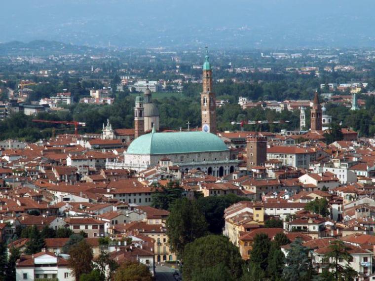 威森查巴西立卡法院(Basilica,Vicenza)