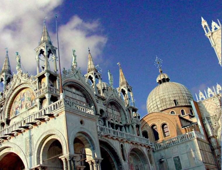 圣马可教堂(Basilica san Marco)第20张图片