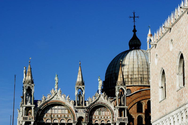 -圣马可教堂(Basilica san Marco)第26张图片