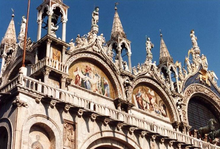 -圣马可教堂(Basilica san Marco)第29张图片