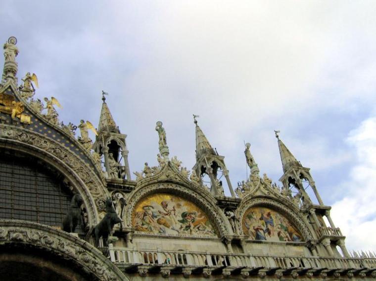 -圣马可教堂(Basilica san Marco)第31张图片