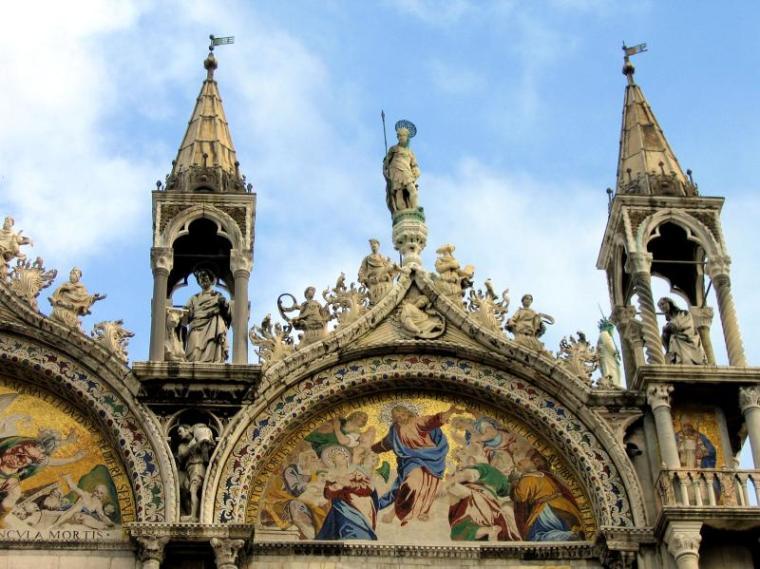 -圣马可教堂(Basilica san Marco)第34张图片
