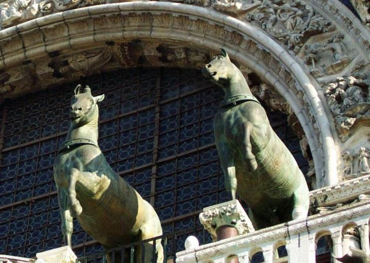 -圣马可教堂(Basilica san Marco)第40张图片