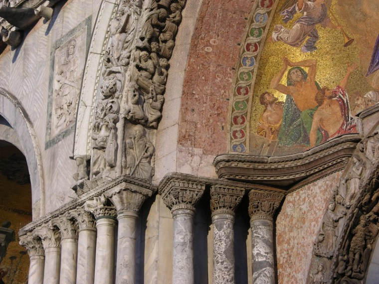 -圣马可教堂(Basilica san Marco)第79张图片