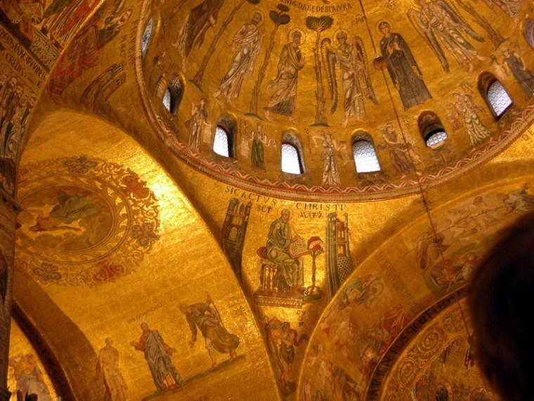 -圣马可教堂(Basilica san Marco)第97张图片
