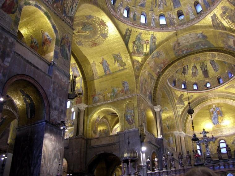 -圣马可教堂(Basilica san Marco)第98张图片