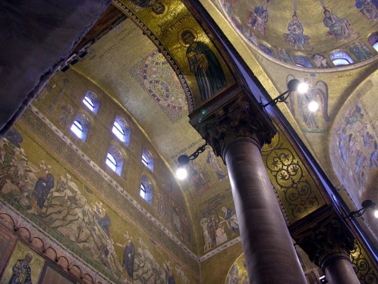 -圣马可教堂(Basilica san Marco)第115张图片