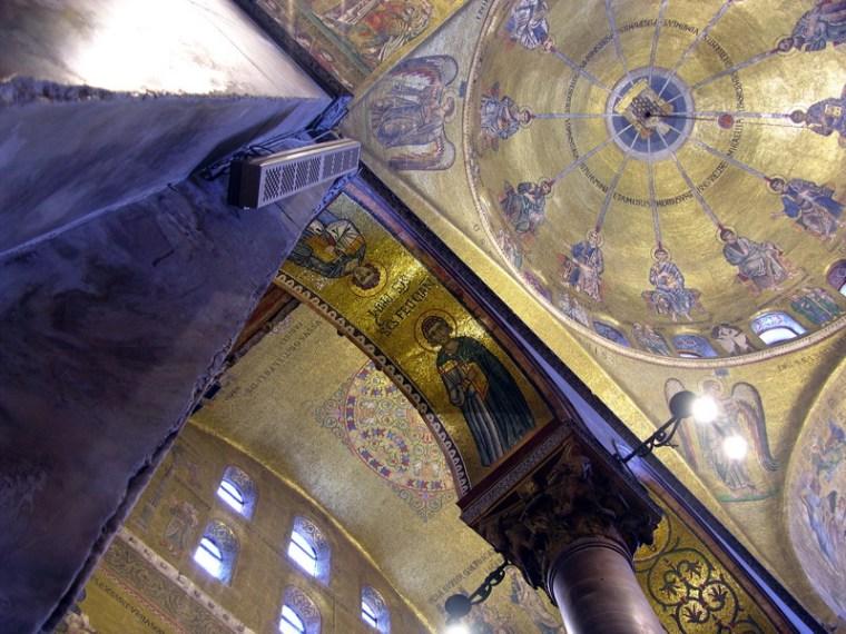-圣马可教堂(Basilica san Marco)第116张图片