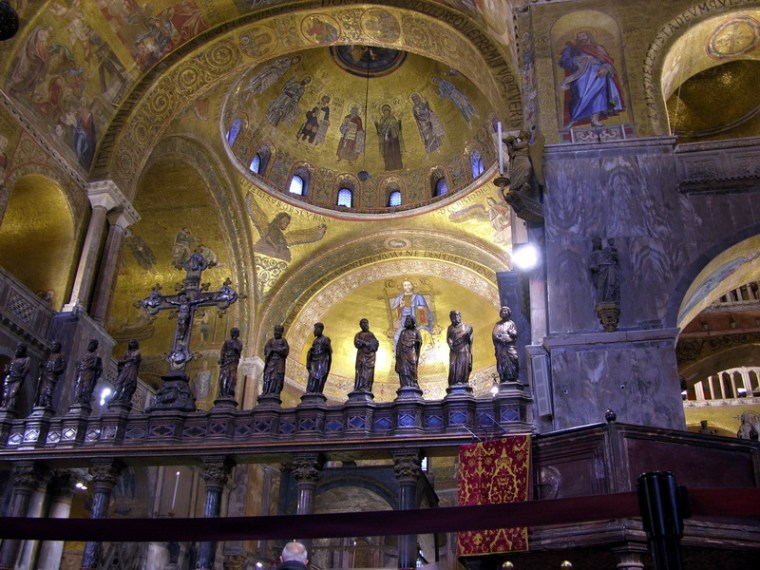 -圣马可教堂(Basilica san Marco)第118张图片