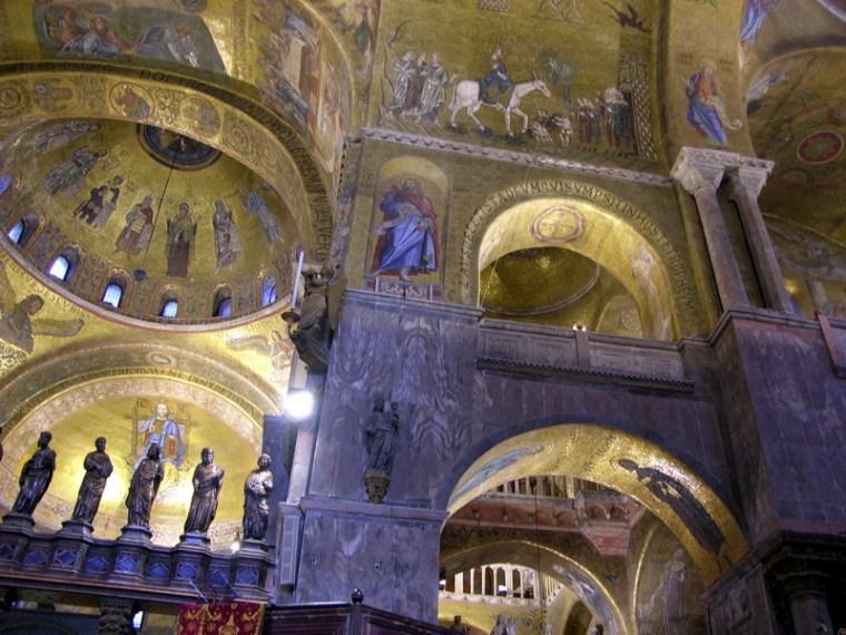 -圣马可教堂(Basilica san Marco)第119张图片