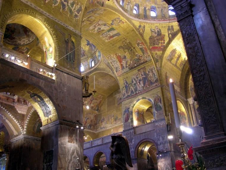 -圣马可教堂(Basilica san Marco)第122张图片