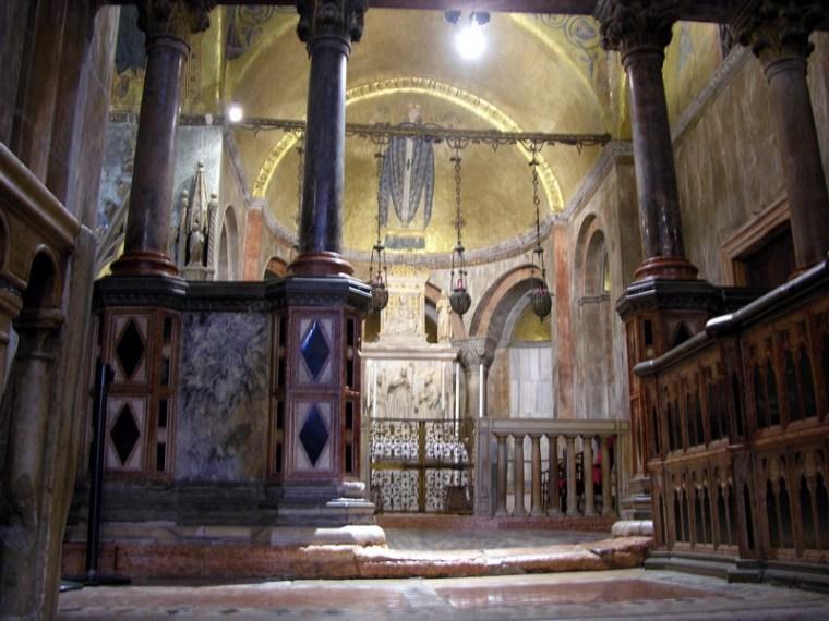 -圣马可教堂(Basilica san Marco)第123张图片