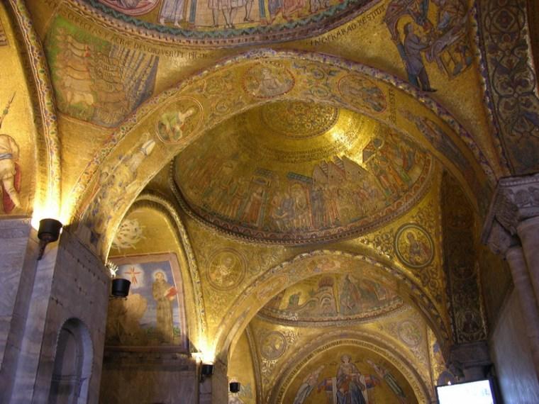 -圣马可教堂(Basilica san Marco)第131张图片