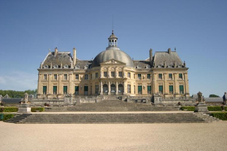 尼古拉·弗柯府邸(chateau de Vaux-le-Vicomte)