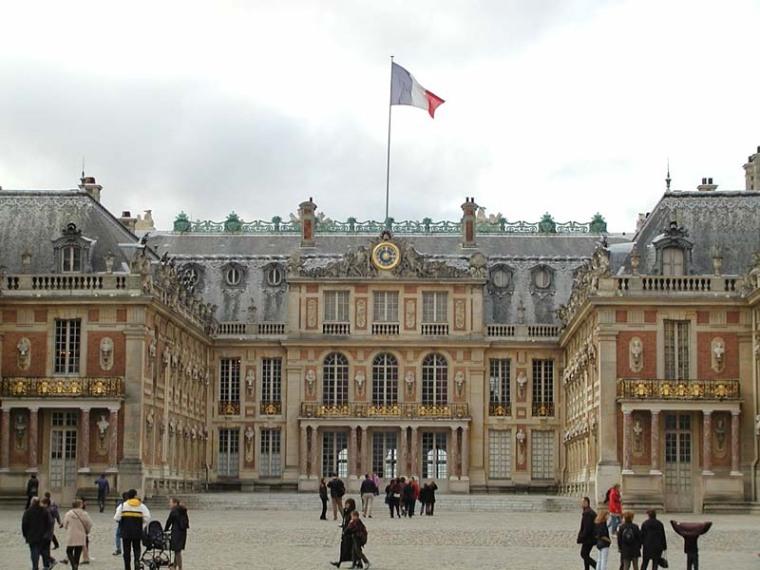 凡尔赛宫苑(Versailles)