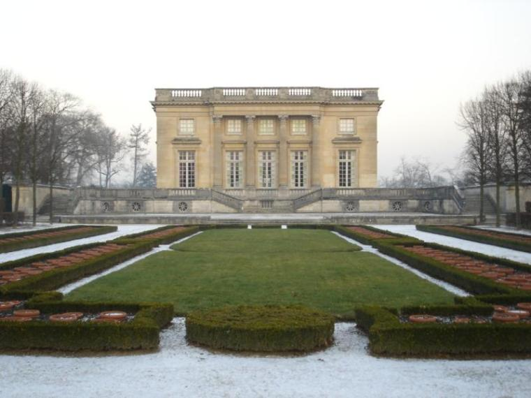 凡尔赛宫苑的小特里阿侬(Petit Trianon)