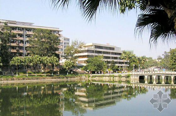 华南理工大学校园