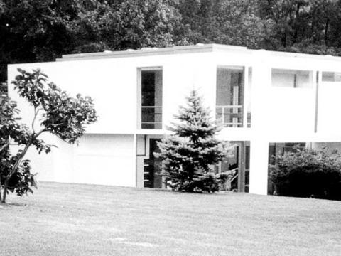 彼得•埃森曼设计住宅I