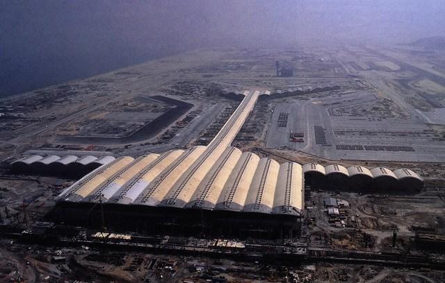 中国香港国际机场