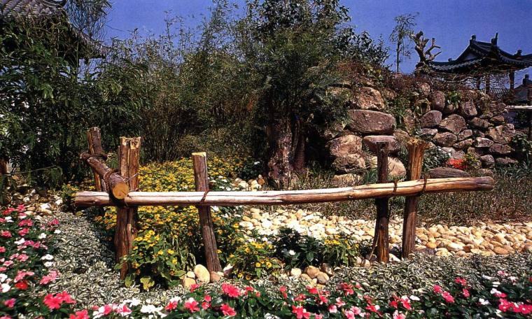 花卉—园林中常用的造园素材