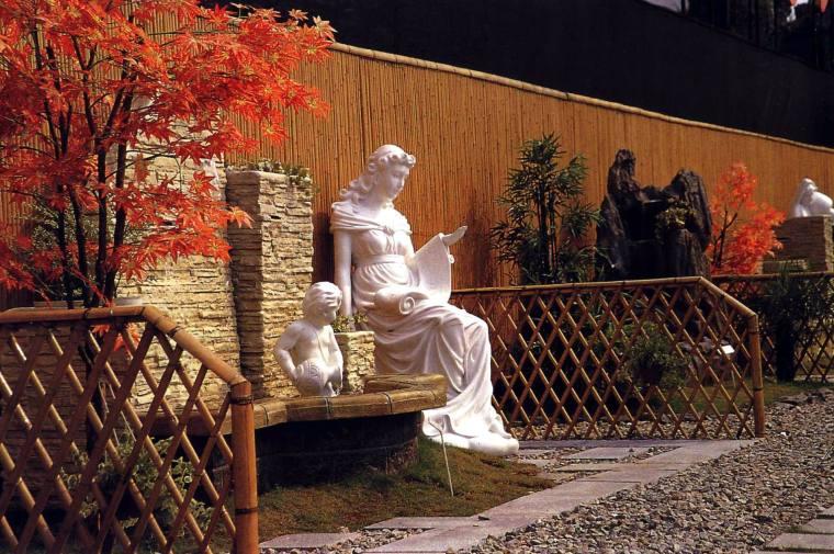 西式园林雕塑