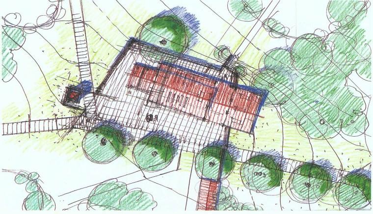Spiegelau公墓方案设计