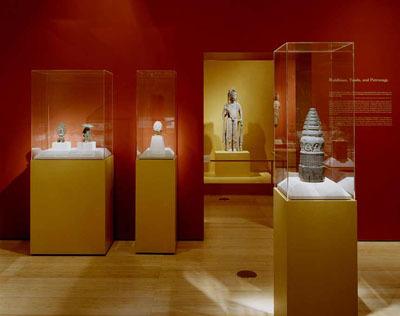 Voorsanger作品-亚洲社会博物馆