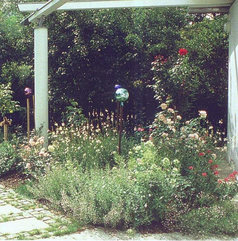 慕尼黑,某私家花园