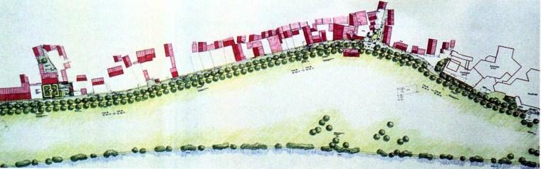 贡岑豪森(Gunzenhausen),旧磨坊河谷低地与林荫道的重新规划